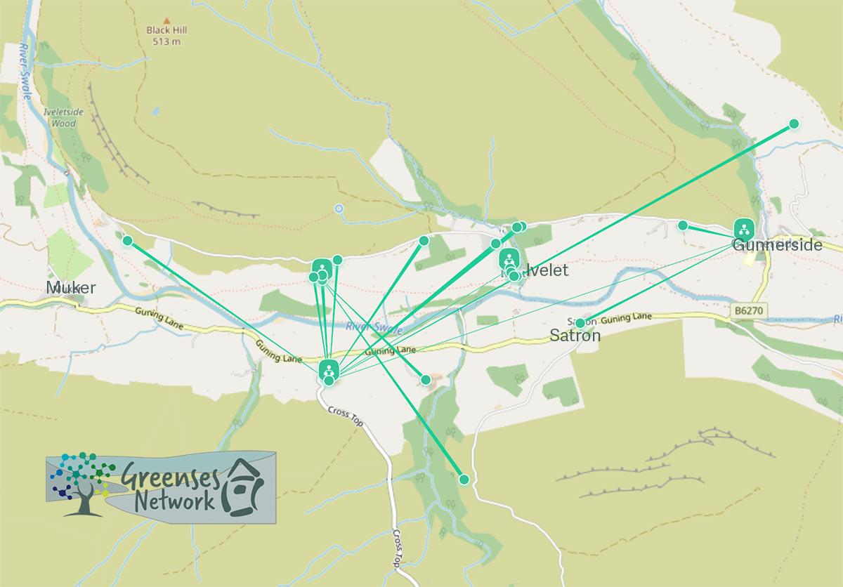Greenses Network